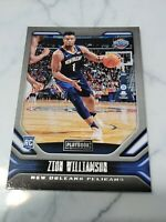 Zion Williamson 2019-20 Panini Chronicles Playbook RC Rookie Card #169 Panini
