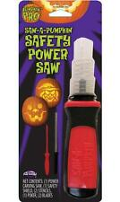 PUMPKIN PRO SAFETY POWER SAW Halloween Pumpkin Carving Kit Party Accessory 4656
