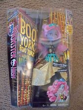 Monster High Mouscedes King doll - new