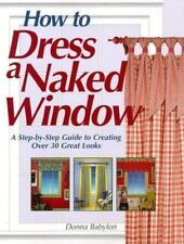 How to Dress a Naked Window, Donna Babylon, Looks unread
