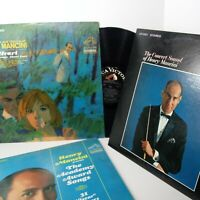 Henry Mancini vinyl LP record lot Academy Award Songs concert sound orchestra