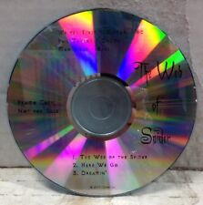 The Web Of Spider CD