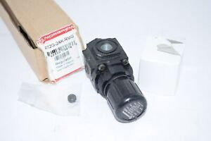 NEW Norgren R72G-2AK-RMG Pressure Regulator, 1/4'' PTF ports, 5 to 150 psig, R72
