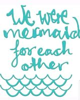 "Jane Davenport""We Are Mermaid for Each Other"" from her Artomology collection"