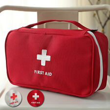 extérieur Trousse de secours survie médicale POCHETTE SAC Traitement étui