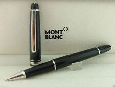 Brand New Montblanc Meisterstuck Classique Platinum M163P Rollerball Pen 2865