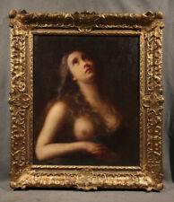 Baroque Nude Lady Antique Italian 17th Cntury Painting Francesco Trevisani