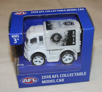 Carlton Blues 2018 AFL Official Supporter Collectable Mini Truck Model New