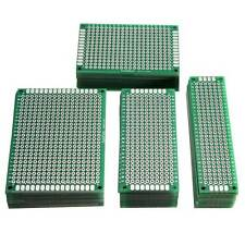 40Pcs FR-4 Double Side Prototype PCB Printed Circuit Board