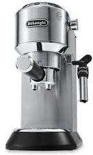 Cafeteras espresso automáticas de color principal plata