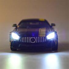 Hot Wheels GT R AMG Benz Metal Car Toys Diecast Model Alloy Kids Birthday Gift