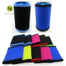 Neoprene Beverage Insulator Can Or Bottle Cooler (10 Count) Beer Soda Pop