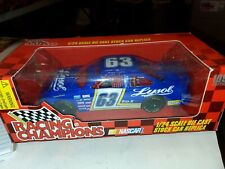 TRACY LESLIE #63 LYSOL RID-X 1997 EDITION RACING CHAMPIONS 1:24 SCALE