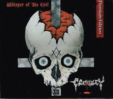 CROWLEY / Whisper of the Evil Premium edition CD NEW with sticker