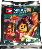 LEGO Nexo Knights Macy Minifigure #2 Promo Foil Pack Set 271831