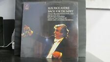 MAURICE ANDRE BACH FOR TRUMPET - SEALED LP SZ-37728