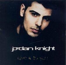 Jordan Knight Give it to you (Single, 1999, US)  [Maxi-CD]