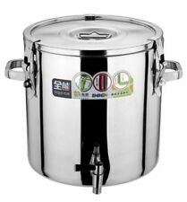 Multi - Purpose 30L heat-preserving Pot - Stainless Steel