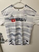 NWT Authentic Adidas LAFC Away Jersey Player Version, Men's Large