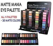 Beauty Treats Eyeshadow- 32 Matte Finish Eyeshadow Colors~ *ALL 4 PALETTES!!*