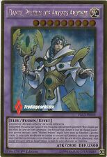 ♦Yu-Gi-Oh!♦ Dante, Pèlerin des Abysses Ardents : PGL3-FR058 -VF/GOLD RARE-