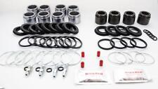 FRONT & REAR Brake Caliper Repair Kit for SUBARU IMPREZA WRX 2000-2007 ( FK8 )