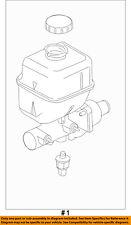 FORD OEM 13-16 F-350 Super Duty-Brake Master Cylinder DC3Z2140E