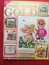 Cross Stitching and Hunkydory Card making Magazines