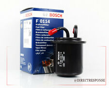 BOSCH FUEL FILTER F0114 FOR  SUBARU FORESTER IMPREZA LEGACY OUTBACK 2.5 3.0 3.3