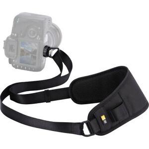 Case Logic Quick Sling Cross-body Camera Strap in Black (UK Stock) BNIP  #DCS101