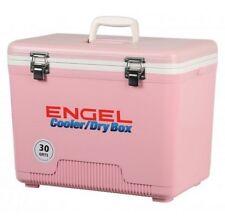 Engel Airtight Dry Box Cooler 30Qt. Pink Uc30P
