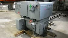 150 HP General Electric DC Motor, 1800 RPM, Fr. 409ATY, TEUC, 500 V, New