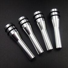4pcs Silver Aluminum Alloy Universal Car Truck Interior Door Lock Knob Pull Pin