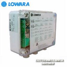 QUADRO ELETTRICO QPCS / 15 LOWARA PER ELETTROPOMPA POMPA SOMMERSA HP 2 KW 1,5