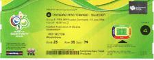 Ticket Trinidad and Tobago - Sweden 2006 WORLD CUP game #4