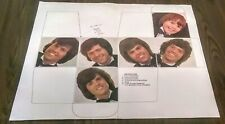 "Osmond Hang-Ups - Full Color pictures on 3"" cube of the Osmonds Rare 1970's Item"