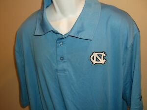 North Carolina Tar Heels Coloseum Golf/Polo shirt size Men's 2XL nwt Free Ship