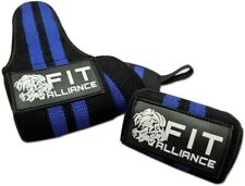 """Weight Lifting Wrist Wraps Power Supports Gym Workout Bandage Straps Grip 18"""""""