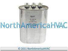 3GJ0580 - NEW Diversitech Oval Dual Motor Capacitor 80+5 uf MFD 370 440 VAC Volt