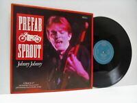 PREFAB SPROUT johnny johnny 12 INCH EX+/EX, SKX 24, vinyl, single, uk, 1985, pop
