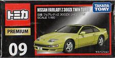 Takara Tomy Tomica Premium 9 Nissan FairLady Z 300ZX Twin Turbo 1/60 Diecast 09