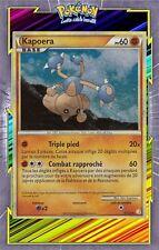 Kapoera Holo - HS01:HeartGold SoulSilver - 5/123 - Carte Pokemon Neuve Française
