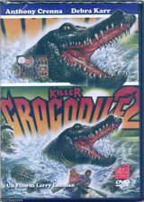 Killer Crocodile 2 (1996) DVD NUOVO SIGILLATO Anthony Crenna. Debra Karr. Moore