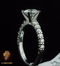 $3850 / NEW / Solid 18K Gold, Diamond engagement / wedding ring