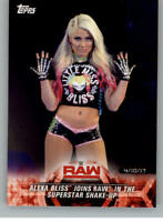 2018 Topps Road to WrestleMania Wrestling Trading Cards Pick From List