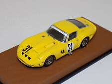 1/43 AMR Models  Nostalgia one Ferrari  250 GTOin Yellow  car #31    GP203