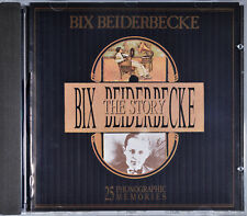 The Bix Beiderbecke Story - 25 Phono Memories [Italy Imp.- Deja Vu - 1989]- MINT