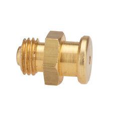 M8 x 1,0 [100 Stück] DIN 3404 Ø10mm Flachschmiernippel Messing