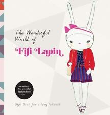 THE WONDERFUL WORLD OF FIFI LAPIN - FIFI LAPIN (HARDCOVER) NEW
