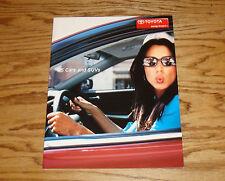 Original 2005 Toyota Car & Truck Full Line Sales Brochure 05 Land Cruiser MR2